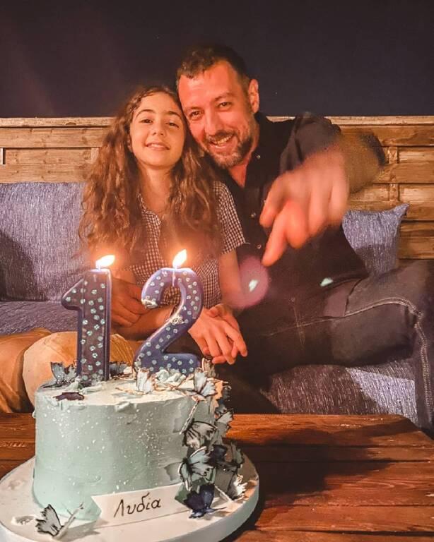 Παπαγιάννης - Δαλιάνη: Η κόρη τους είχε γενέθλια – Πώς τα γιόρτασε