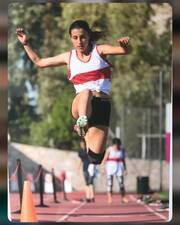 3η Πανελλήνια Πρωταθλήτρια Επτάθλου η κόρη της Ελληνίδας ηθοποιού