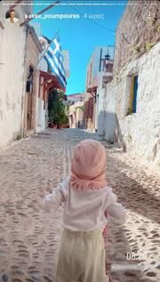 Σάββας Πούμπουρας: Ταξίδι express στη Ρόδο με την κόρη του (pics)