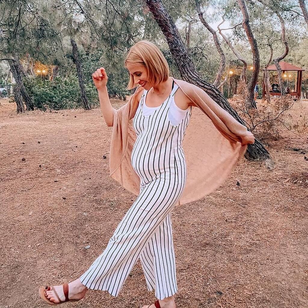 Νάντια Μπουλέ: Το σύμπτωμα εγκυμοσύνης που την ταλαιπωρεί στον 8ο μήνα