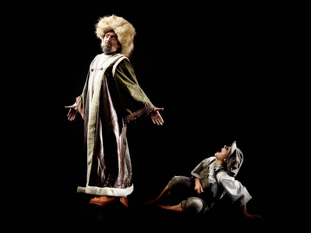«Ο Εγωιστής Γίγαντας» του Όσκαρ Ουάιλντ