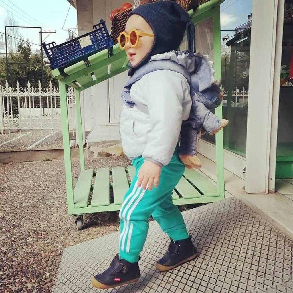 Πέννυ Μπαλτατζή: Παιχνίδια με τον γιο της στο σπίτι (pics)