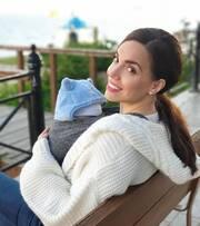 Κρυσταλλία: Απογευματινή καροτσάδα με τον γιο της - Η φώτο που δημοσίευσε