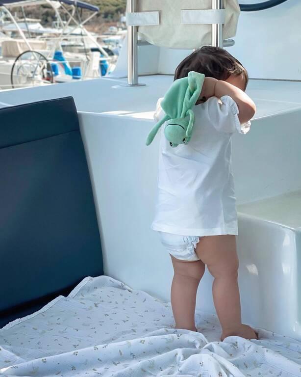 Νικολέττα Ράλλη: Έτσι κοιμίζει την κόρη της