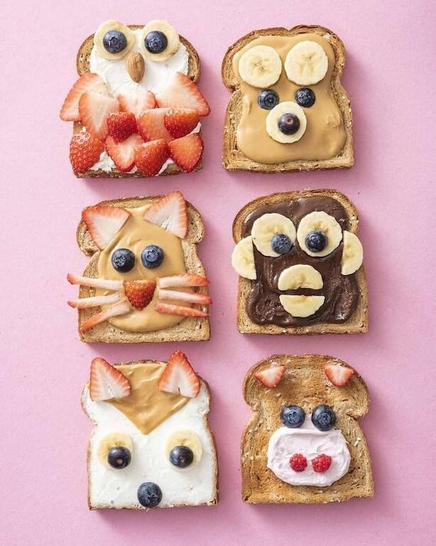 Πηγή φωτογραφίας: Instagram @toddler.snacks