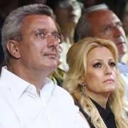 Χατζηνικολάου -Τσολακάκη:17 χρόνια γάμου, 3 παιδιά - Δείτε υπέροχες φώτο