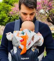 Παναγιώτης Χατζηδάκης: Η σύζυγός του χορεύει μπροστά στο μωρό