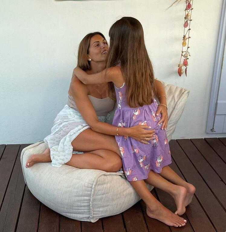 Σταματίνα Τσιμτσιλή: Τι λατρεύουν τα παιδιά της να τρώνε και στις διακοπές
