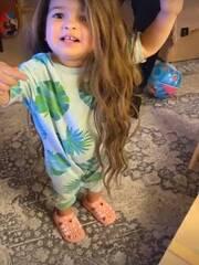 Ελένη Χατζίδου: Η απίθανη φωτογραφία με την κόρη της στη θάλασσα