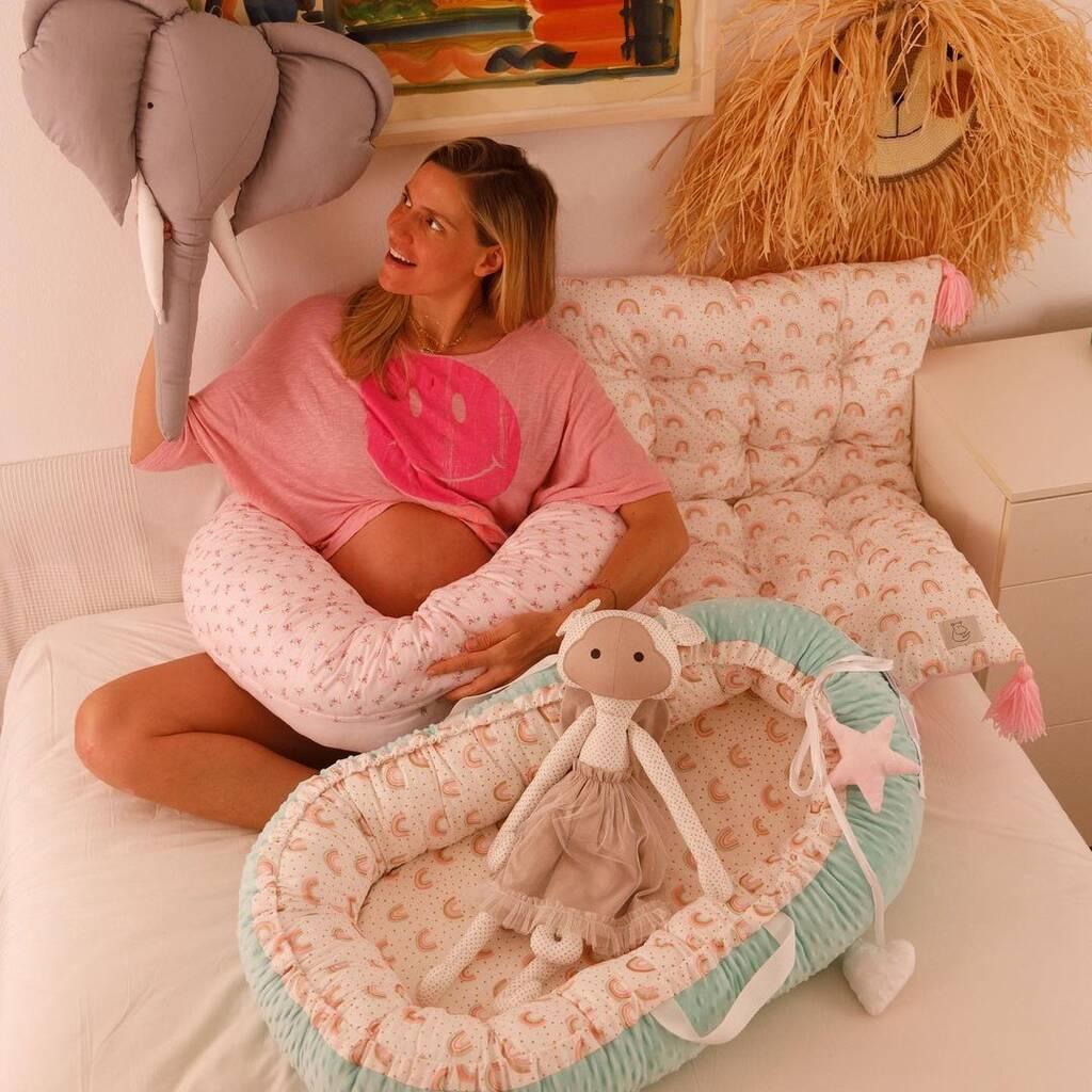 Σοφία Νομικού: Γέννησε και αυτές είναι οι πρώτες φώτο με το μωρό