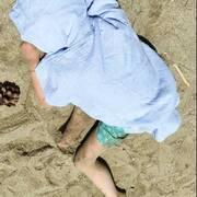 Ευδοκία Ρουμελιώτη: Το φωτογραφικό καλοκαιρινό άλμπουμ με την οικογένειά της