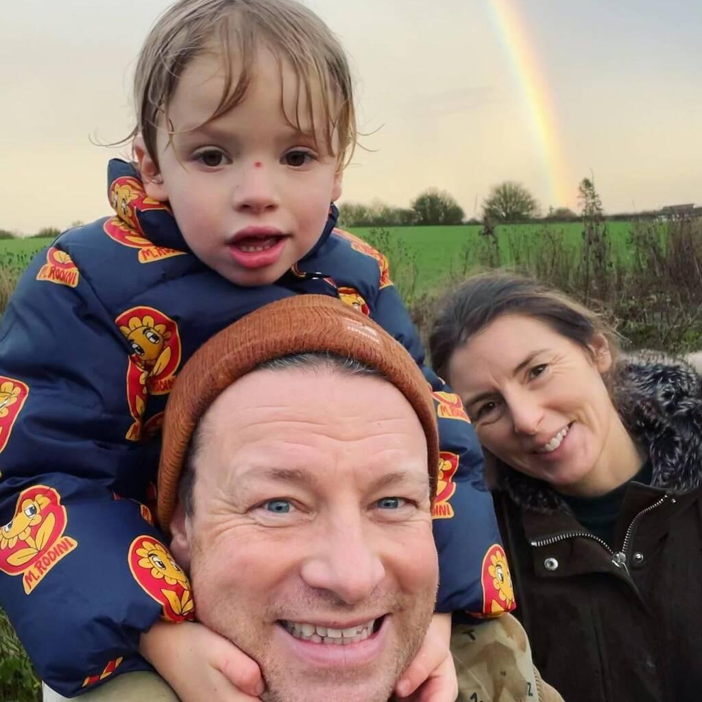 Jamie Oliver: Ο γιος του είχε γενέθλια και δημοσίευσε υπέροχες φωτογραφίες