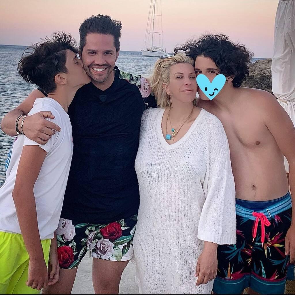 Γιώργος Τσαλίκης: Αυτή τη φώτο με τους τρεις γιους του πρέπει να τη δείτε