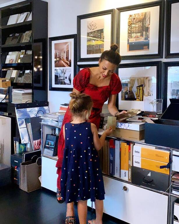 Σίσσυ Φειδά: «Πάντα μαζί» -  Η ανάρτηση με την κόρη της