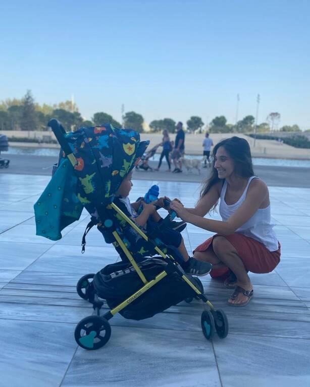 Θοδωρής Αθερίδης: Ποζάρει με την μητέρα του, την κόρη και τον εγγονό του