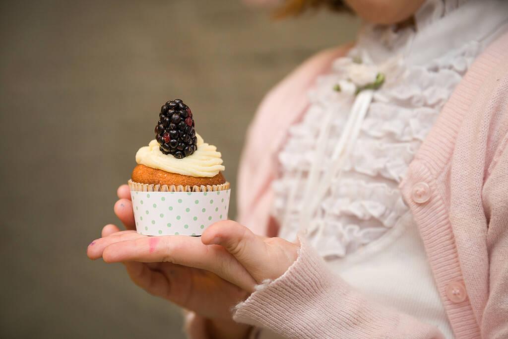 Η βασική συνταγή για cupcakes βανίλιας είναι αυτή