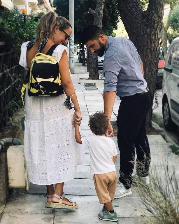 Κλέλια Πανταζή: Ο γιος της πήγε για πρώτη φορά στον παιδικό σταθμό