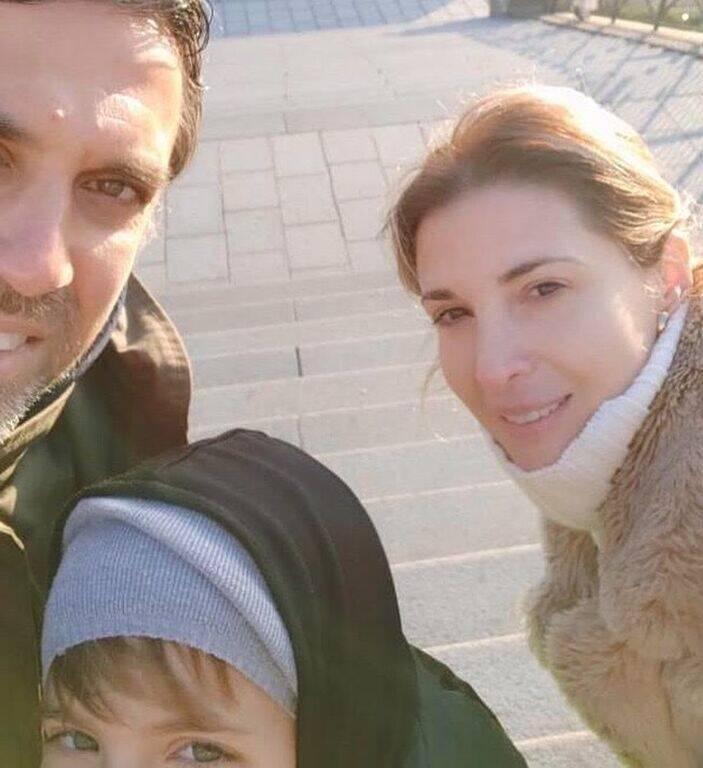 Νίκη Κάρτσωνα: Μας δείχνει τον γιο της μετά από καιρό (εικόνες)