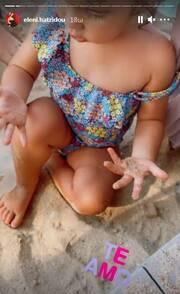 Ελένη Χατζίδου: Το κόλπο για να φάει η κόρη της το σπανάκι (βίντεο)