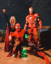 Δαλιάνη-Παπαγιάννης: Ο γιος τους έγινες 4 - Απίθανες φώτο από το πάρτι του