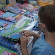 Νίκη Κεραμέως: Ο μεγάλος της γιος επιλέγει παιδικά βιβλία