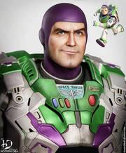 Ο Buzz Lightyear από το Toy Story