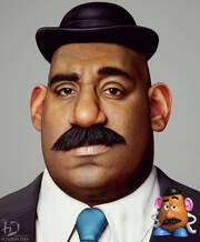 O Mr Potato από το Toy Story