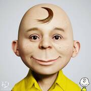 Charlie Brown από τον Snoopy