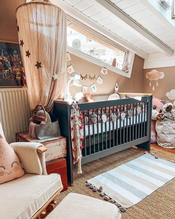 Όλγα Φαρμάκη: Το δωμάτιο της κόρης της είναι βγαλμένο από παραμύθι