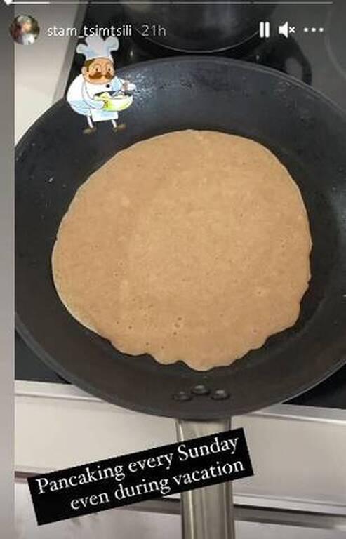 Σταματίνα Τσιμτσιλή: Αυτό το φαγητό τρώνε τα παιδιά της με το ζόρι