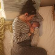 Γνωστή Ελληνίδα ηθοποιός βάφτισε τον τεσσάρων μηνών γιο της (εικόνες)