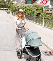 Μαρία Ηλιάκη: Η throwback φώτο από την εγκυμοσύνη και το μήνυμά της