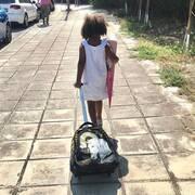 Βίκυ Βολιώτη: Η throwback φωτογραφία με την κόρη της από τις διακοπές