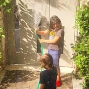 Κατερίνα Καραβάτου: Η συζήτηση των παιδιών της και η απίθανη φώτο του Αρίωνα