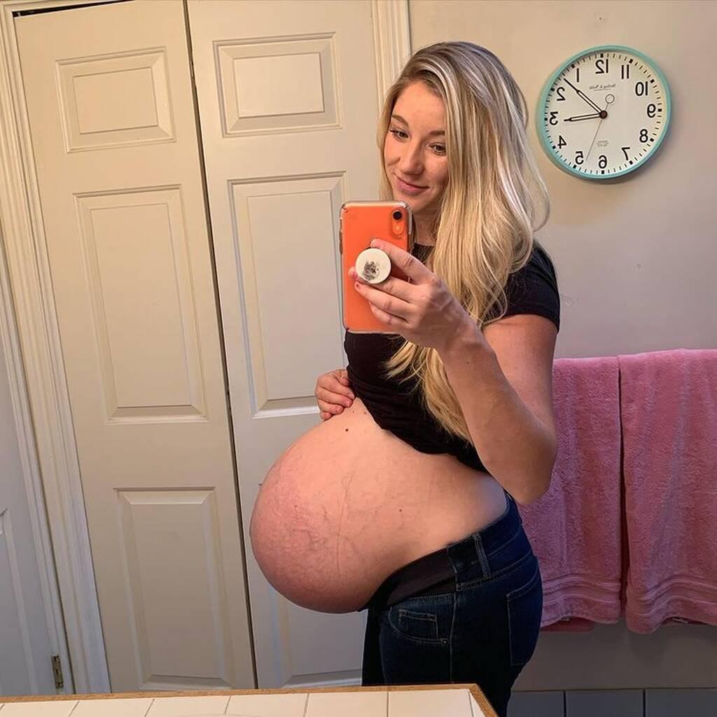 «Δεν έδειχνα την κοιλιά μου στην εγκυμοσύνη για να αποφύγω τα σχόλια»