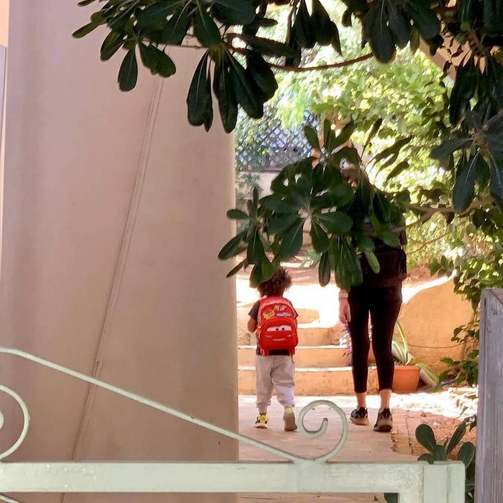 Ησαΐας Ματιάμπα: Η τρυφερή ανάρτηση για τη μητέρα και τον γιο του