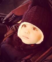 Τεό Θεοδωρίδης- Αγνή Μάρα: Οι υπέροχες φωτογραφίες του γιου τους, Δημήτρη