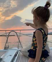 Σίσσυ Φειδά: Το στιλ της κόρης της είναι μοναδικό – Δείτε τη νέα φώτο