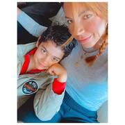 Μαριάντα Πιερίδη: Η selfie με τον γιο της που δείχνει πόσο πολύ μοιάζουν