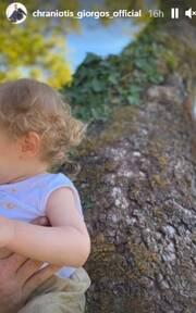 Γιώργος Χρανιώτης: Μικρός εξερευνητής ο γιος του - Δείτε πώς τον φωτογράφισε