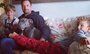 Γιώργος Λιανός: Μας δείχνει για πρώτη φορά το πρόσωπο της κόρης του