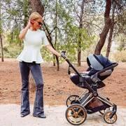 Νάντια Μπουλέ: Φωτογράφισε την κόρη της με το πιο cute outfit (εικόνες)