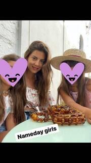 Σταματίνα Τσιμτσιλή: Υπέροχη η νέα φωτογραφία με τα τρία της παιδιά