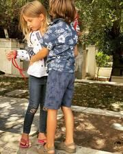 Ρούλα Ρέβη: Το στιλ της κόρης της είναι μοναδικό – Δείτε τη νέα φώτο
