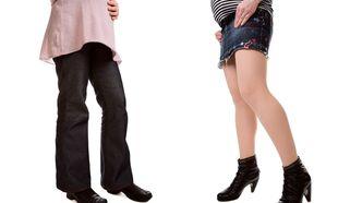 Πόσο ασφαλές είναι να περπατάμε με τακούνια στην εγκυμοσύνη;