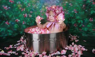 Κρέμα από τριαντάφυλλο για το μωρό σας!
