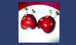 Μήλα – πασχαλίτσες!