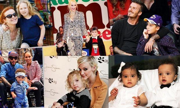 Νέο trend: Διάσημοι  έδωσαν στα παιδιά τους ονόματα πόλεων ή χωρών!