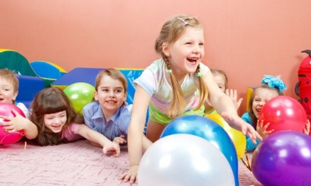 Πάρτι για παιδιά προσχολικής ηλικίας