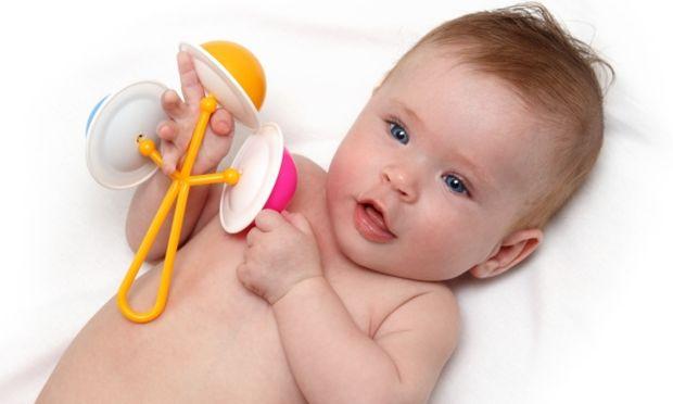 Τι παιχνίδι να πάρω στο νεογέννητο μωρό μου;